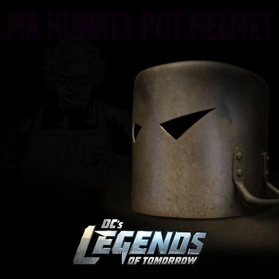 《明日傳奇》Legends Of Tomorrow 歐美影集檔案005