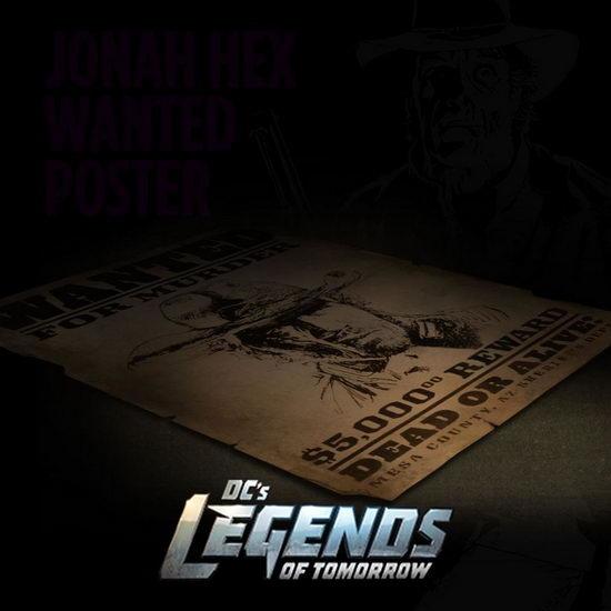 《明日傳奇》Legends Of Tomorrow 歐美影集檔案009