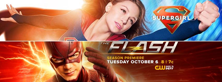 《閃電俠》The Flash 《超女》Supergirl 歐美影集檔案002