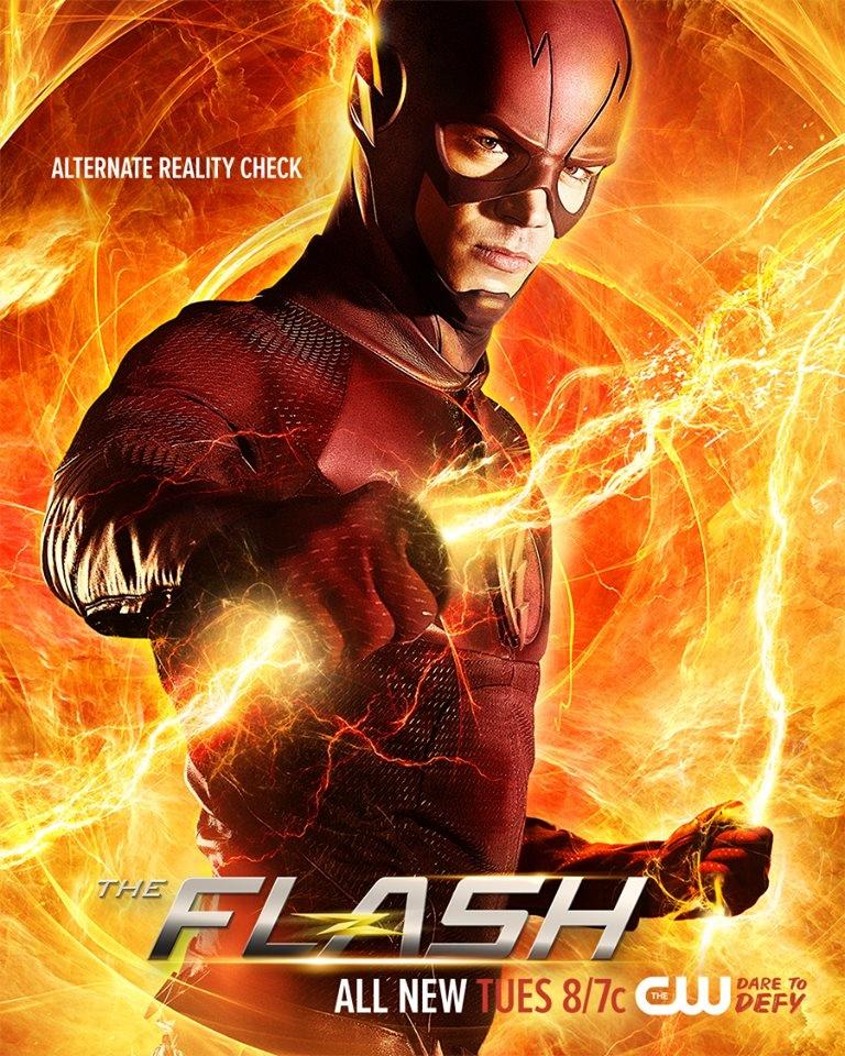 《閃電俠》The Flash 歐美影集檔案022