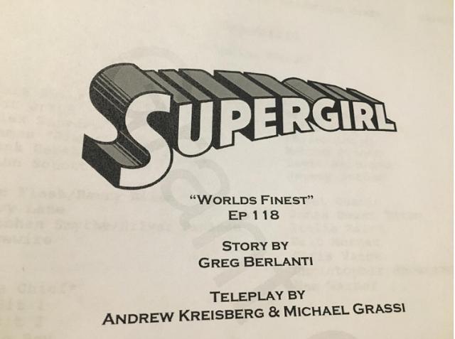 《閃電俠》The Flash 《超女》Supergirl 歐美影集檔案006