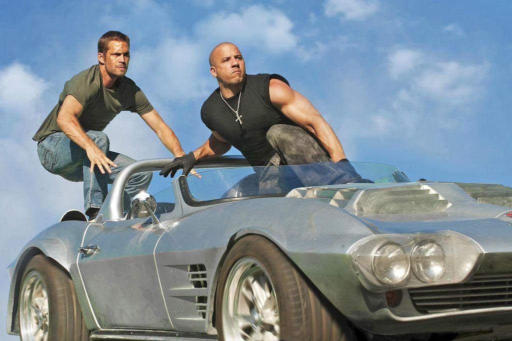 《玩命關頭 速度與激情》Fast & Furious 歐美影集檔案005
