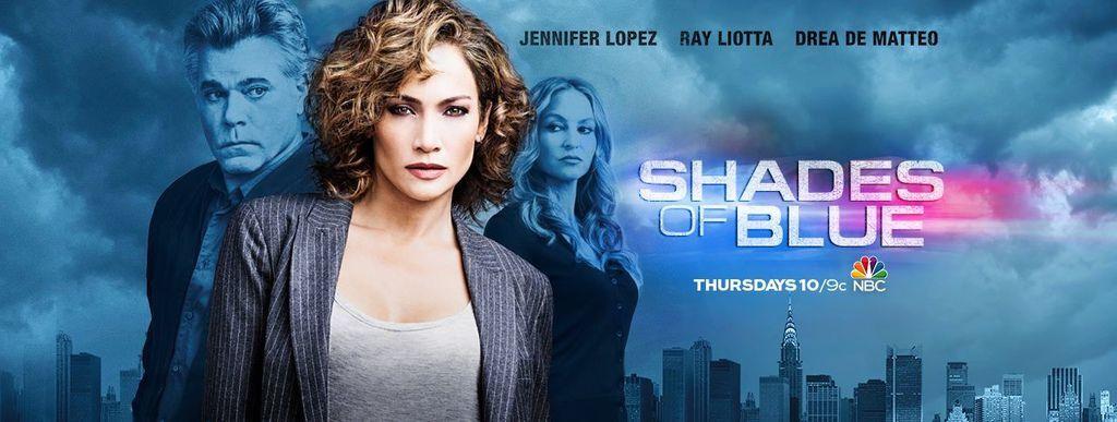《警魂 藍海暮色》Shades of Blue 歐美影集檔案001