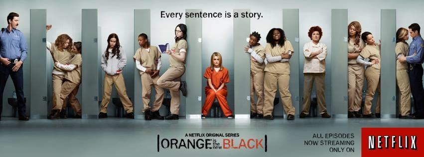 《女子監獄 鐵窗紅顏 勁爆女子監獄》Orange Is The New Black 歐美影集檔案001