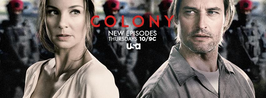 《殖民地》Colony 歐美影集檔案001