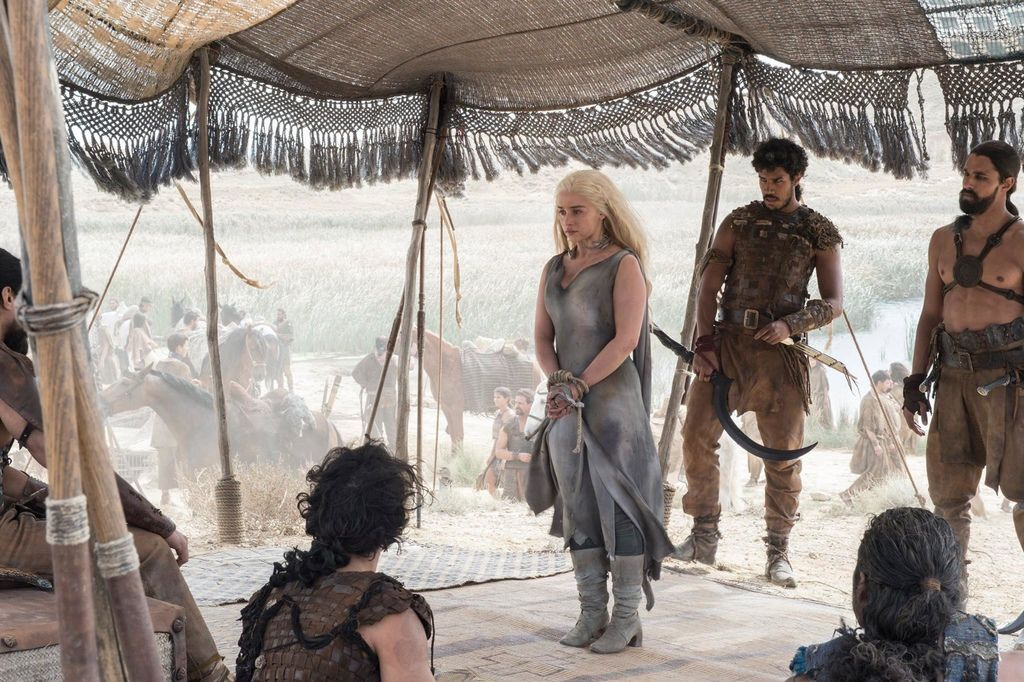 《冰與火之歌:權力遊戲》Game Of Thrones 歐美影集檔案038