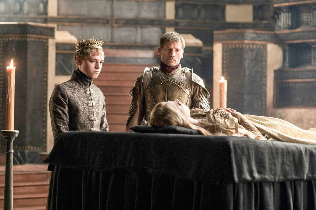 《冰與火之歌:權力遊戲》Game Of Thrones 歐美影集檔案047