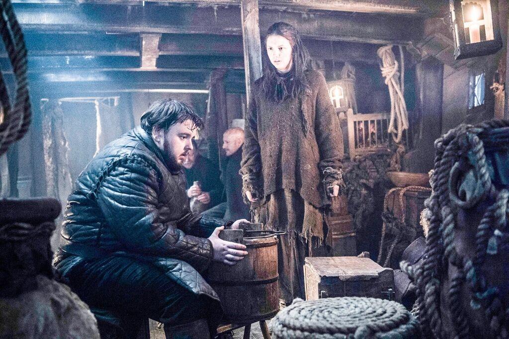 《冰與火之歌:權力遊戲》Game Of Thrones 歐美影集檔案063