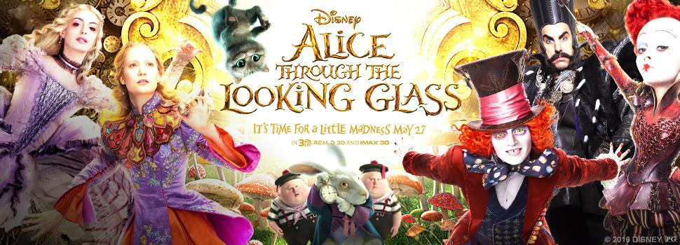 《魔境夢遊:時光怪客》Alice Through the Looking Glass 歐美影集檔案000