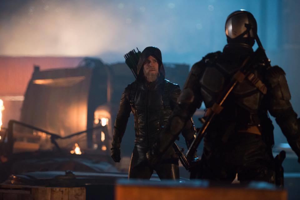 《綠箭俠》Arrow 歐美影集檔案019
