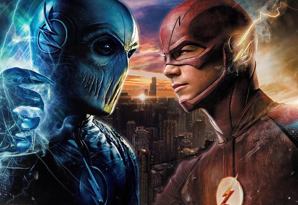 《閃電俠》The Flash 歐美影集檔案024
