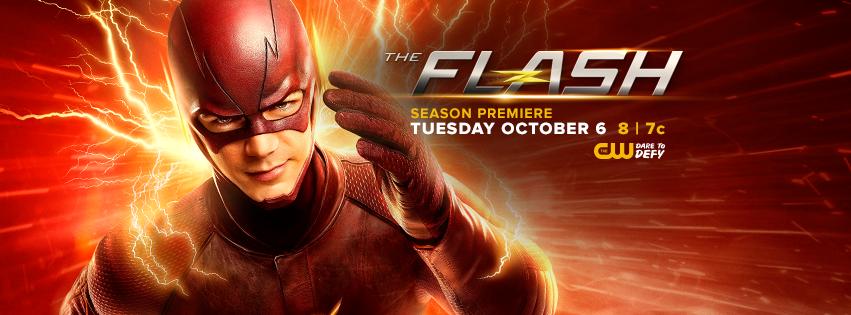 《閃電俠》The Flash 歐美影集檔案001