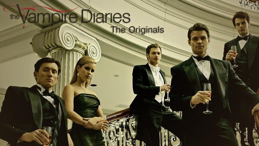 《吸血鬼日記》The Vampire Diaries 歐美影集檔案013