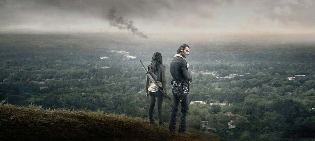 《陰屍路 行屍走肉》The Walking Dead 歐美影集檔案025