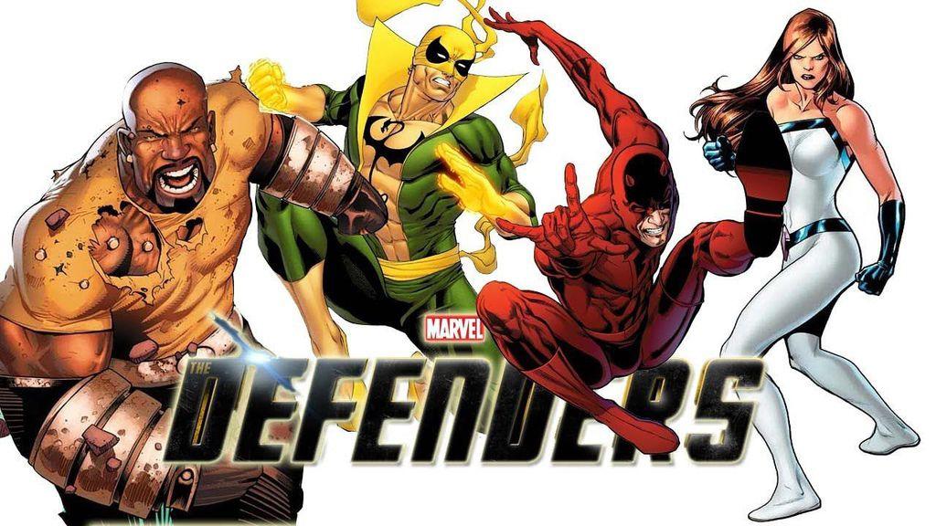 《鐵拳》Iron Fist  歐美影集檔案008