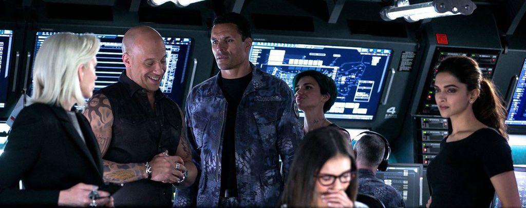 《限制級戰警3 終極回歸》xXx The Return of Xander Cage 歐美影集檔案007