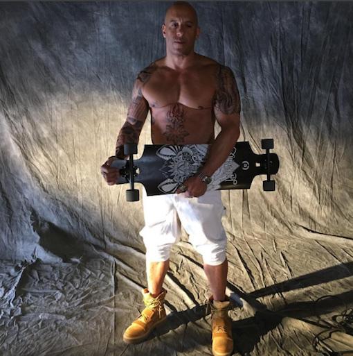 《限制級戰警3 終極回歸》xXx The Return of Xander Cage 歐美影集檔案021