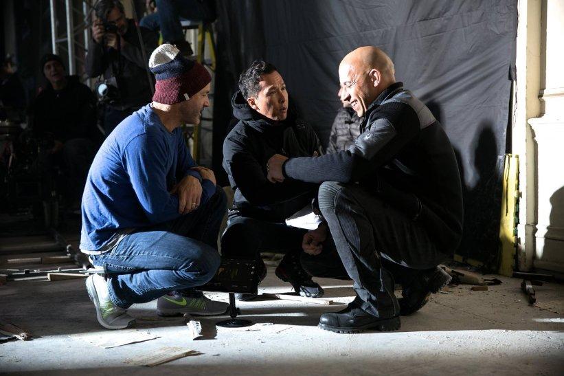 《限制級戰警3 終極回歸》xXx The Return of Xander Cage 歐美影集檔案018