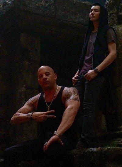 《限制級戰警3 終極回歸》xXx The Return of Xander Cage 歐美影集檔案019