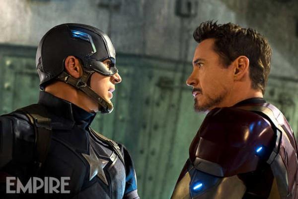 《美國隊長3:英雄內戰》Captain America Civil War 歐美影集檔案002