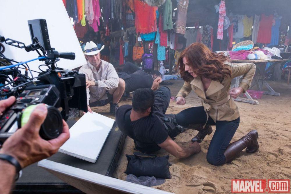 《美國隊長3:英雄內戰》Captain America Civil War 歐美影集檔案008