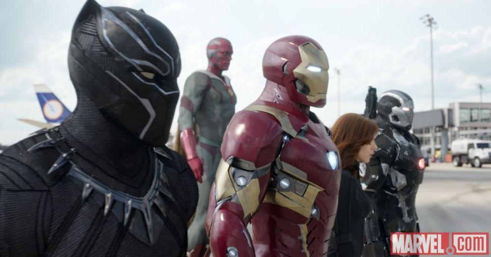 《美國隊長3:英雄內戰》Captain America Civil War 歐美影集檔案009