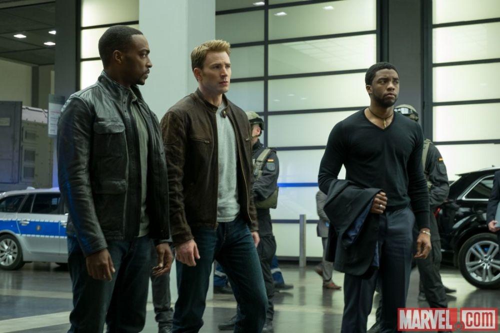 《美國隊長3:英雄內戰》Captain America Civil War 歐美影集檔案011