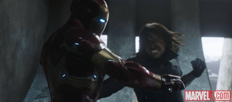 《美國隊長3:英雄內戰》Captain America Civil War 歐美影集檔案018