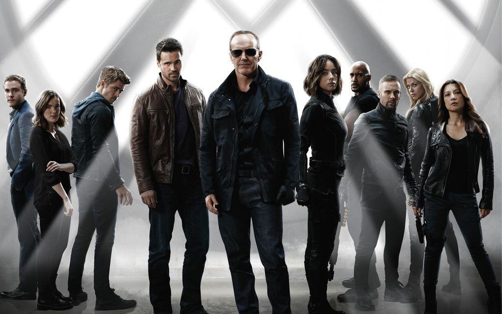 《神盾局特工》Agents of S.H.I.E.L.D. 歐美影集檔案001