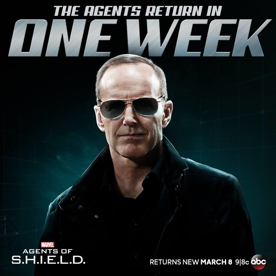 《神盾局特工》Agents of S.H.I.E.L.D. 歐美影集檔案003