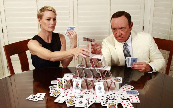 《紙牌屋》House of Cards 歐美影集檔案002