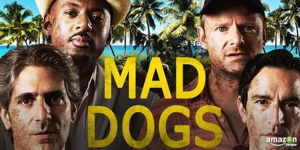 《癫狂之旅 瘋狗》Mad Dogs 歐美影集檔案001