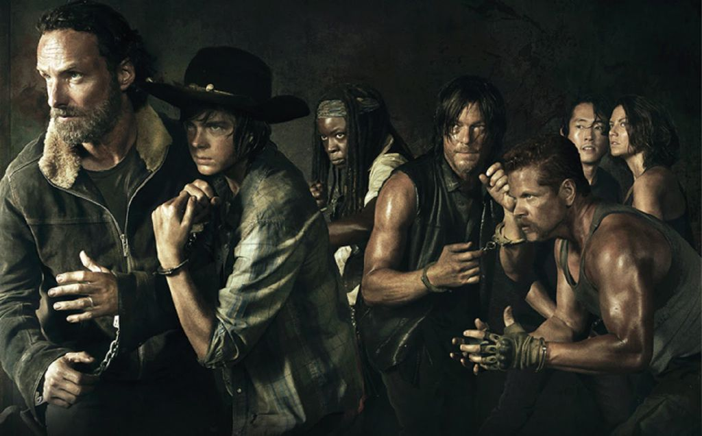 《陰屍路 行屍走肉》The Walking Dead 歐美影集檔案085