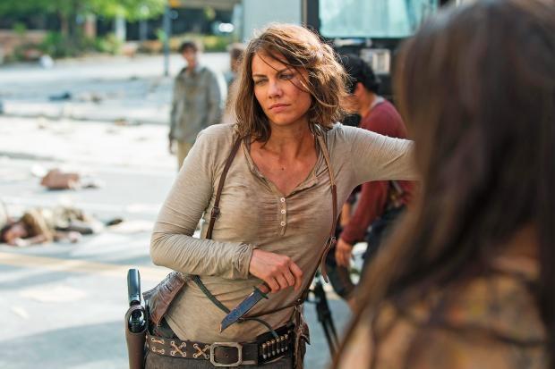 《陰屍路 行屍走肉》The Walking Dead 歐美影集檔案087