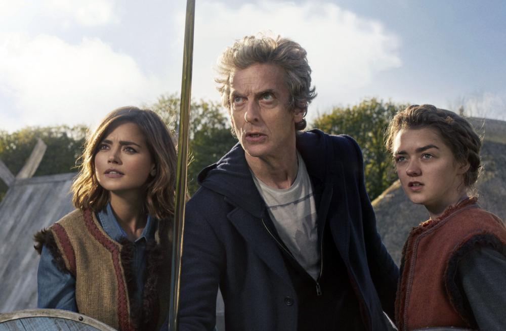《神秘博士 超時空奇俠》Doctor Who 歐美影集檔案001