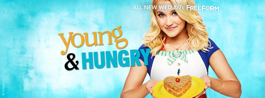 《饑餓的青春 美味新關係》Young & Hungry 歐美影集檔案001