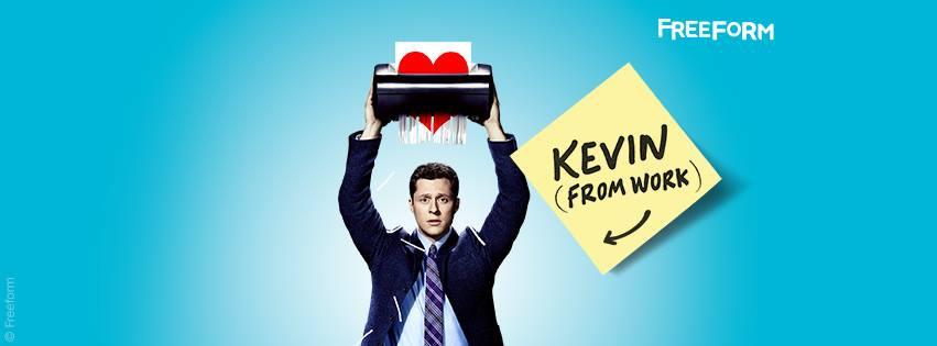 《工作夥伴凱文 凱文的辦公室愛情》Kevin From Work 歐美影集檔案001