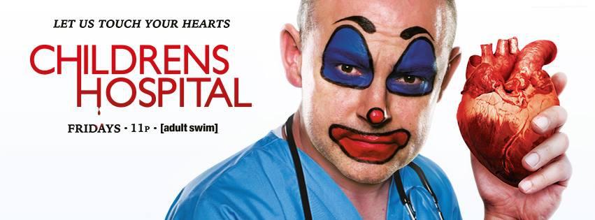 《兒童醫院 圈叉醫院》Childrens Hospital 歐美影集檔案001