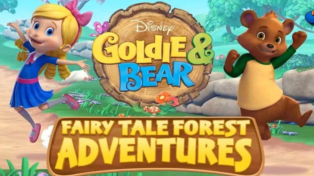 《Goldie & Bear》 歐美影集檔案001