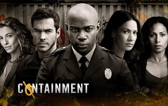 《隔離死城》Containment 歐美影集檔案001