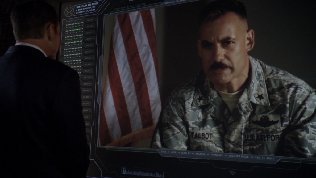 《神盾局特工》Agents of S.H.I.E.L.D. 歐美影集檔案016