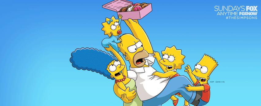 《辛普森一家》The Simpsons 歐美影集檔案001