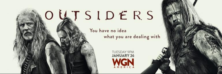《外來者 外人止步》Outsiders 歐美影集檔案001