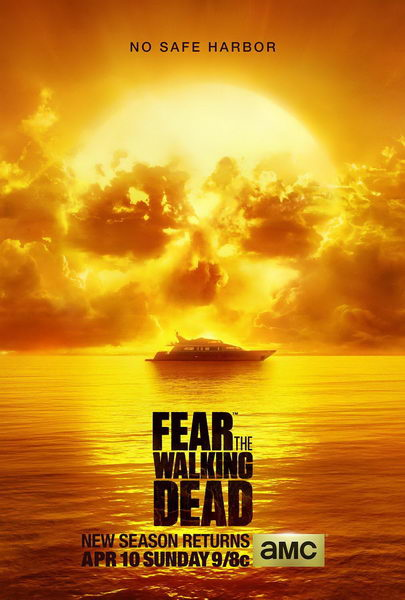 《驚嚇陰屍路》Fear the Walking Dead 歐美影集檔案004