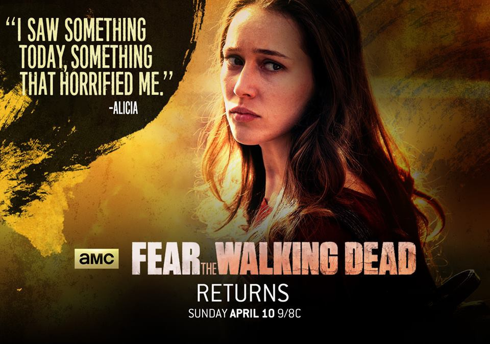 《驚嚇陰屍路》Fear the Walking Dead 歐美影集檔案024