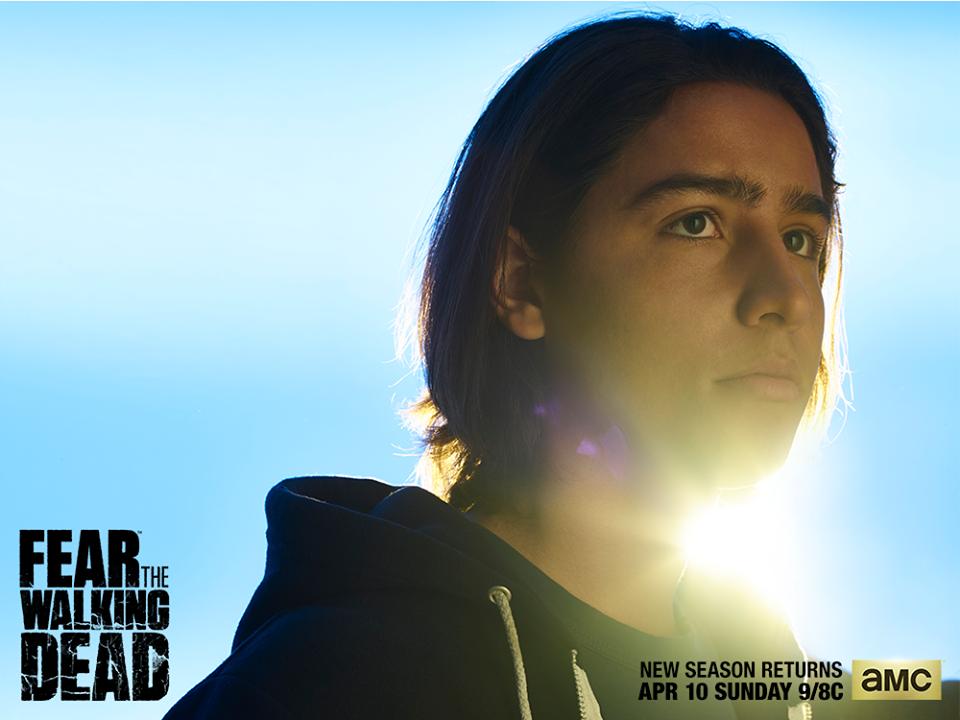 《驚嚇陰屍路》Fear the Walking Dead 歐美影集檔案016