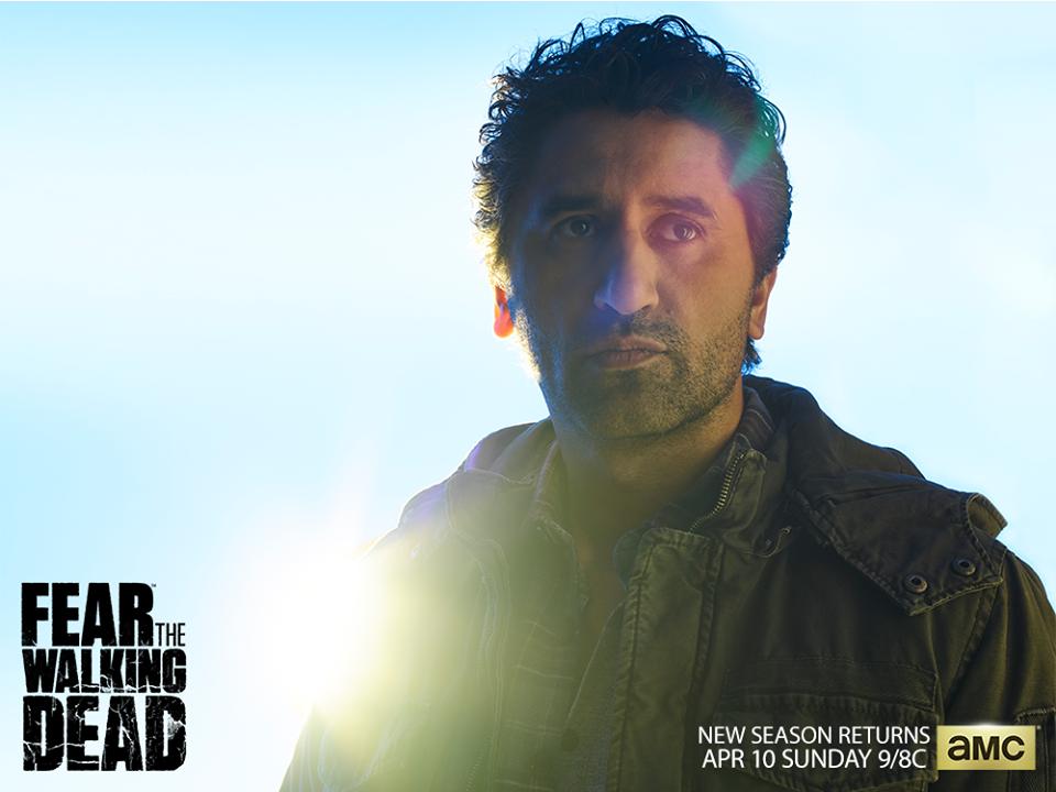《驚嚇陰屍路》Fear the Walking Dead 歐美影集檔案015