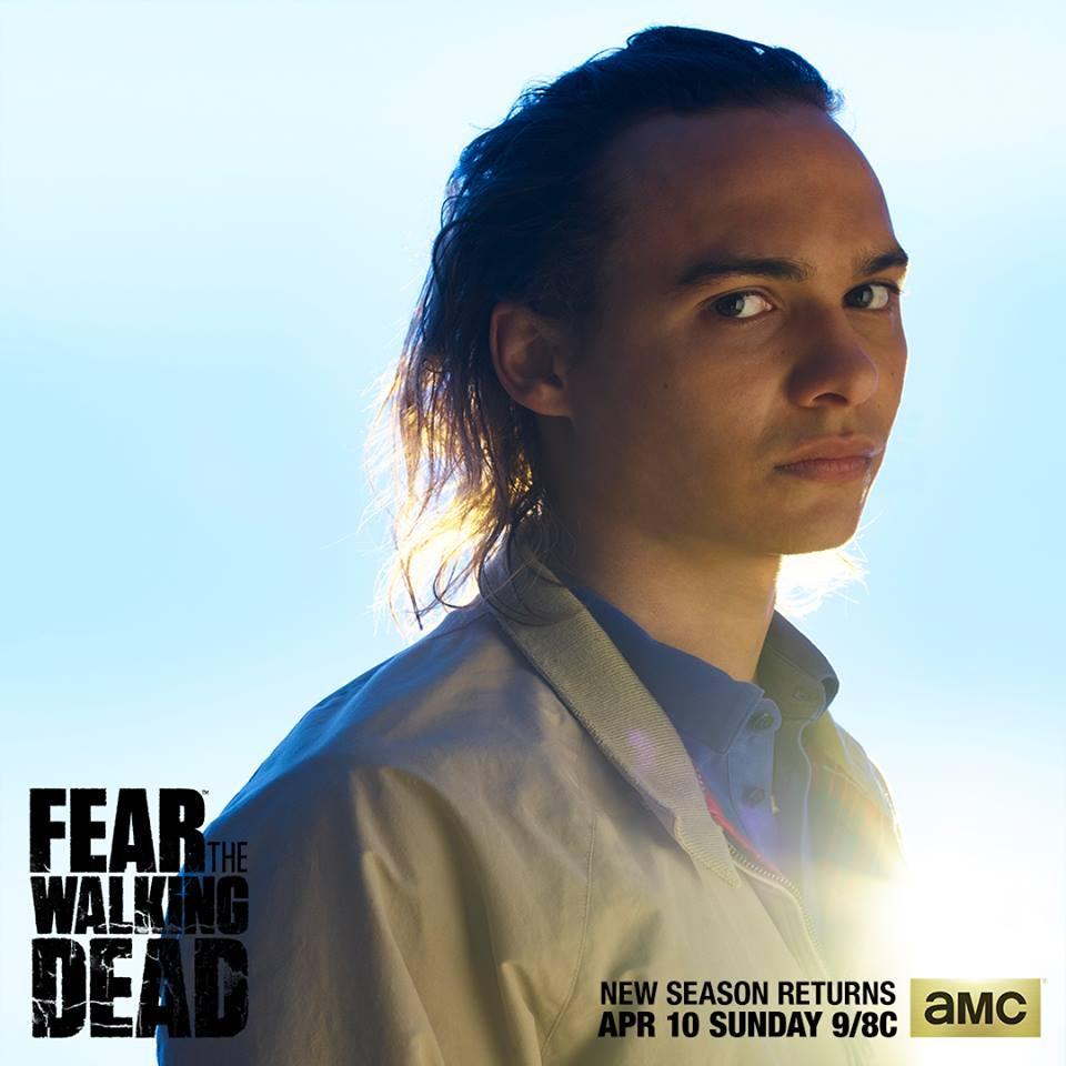《驚嚇陰屍路》Fear the Walking Dead 歐美影集檔案014