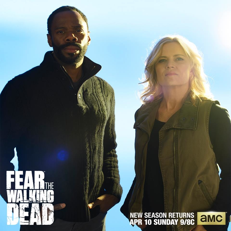 《驚嚇陰屍路》Fear the Walking Dead 歐美影集檔案006