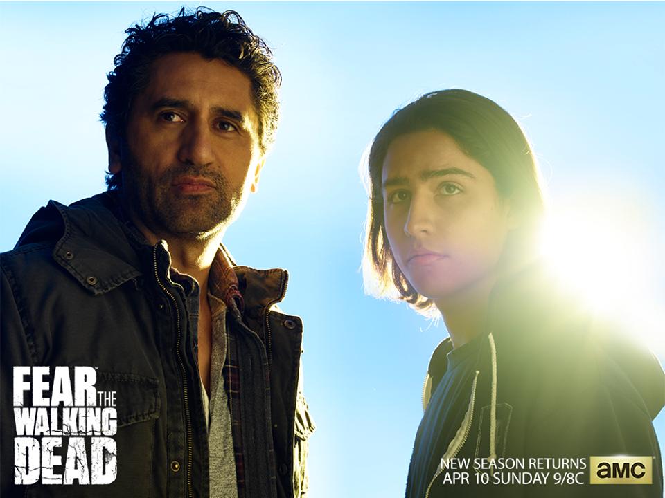 《驚嚇陰屍路》Fear the Walking Dead 歐美影集檔案009